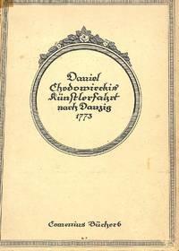 Daniel Chodowiekis Künstlerfahrt nach Danzig im Jahre 1775. Des Künstlers  Tagebuch...