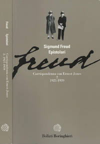 Sigmund Freud Epistolari by  a cura di R. Andrew Paskauskas - I ED - 2001 - from Controcorrente Group srl BibliotecadiBabele and Biblio.com
