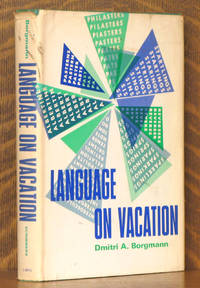 image of LANGUAGE ON VACATION - AN OLIO OF ORTHOGRAPHICAL ODDITIES