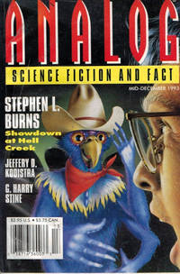 image of Analog. Science Fiction and Fact. Volume 113, No. 15. Mid-December 1993