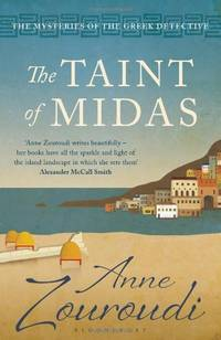 The Taint of Midas: Reissued (Mysteries of/Greek Detective 2)