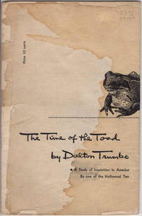The Time of the Toad: A Study of Inquisition in America