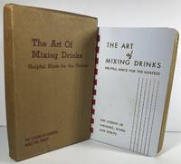 image of The Art of Mixing Frinks - The Legend of Liqueurs Wines and Spirits