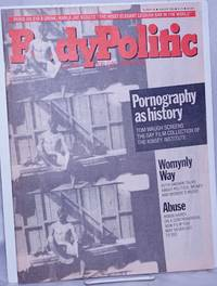 The Body Politic: a magazine for gay liberation; #90, January, 1983: Pornography as History