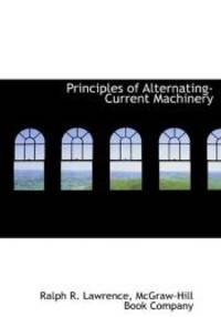 image of Principles of Alternating-Current Machinery