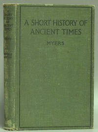 image of A Short History of Ancient Times (revised edition)