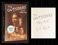 image of The Outsiders (Signed by S.E. Hinton)