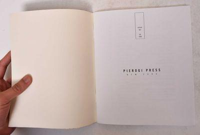 New York: Pierogi Press, 1998. Paperback. VG+. Stapled wraps. 72 pp., few illustrations. Cover artwo...