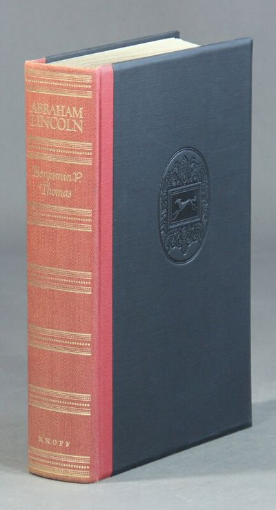 New York: Alfred A Knopf, 1952. Special edition limited to 500 copies and signed by the author, 8vo,...