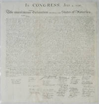 Peter Force Declaration of Independence