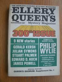 image of Ellery Queen's Mystery Magazine November 1968