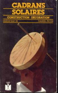 Cadrans solaires. Construction / decoration