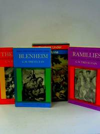 image of Blenheim - Ramillies and the Union with Scotland - The Peace and the Protestant Succession (England Under Queen Anne Box Set.)