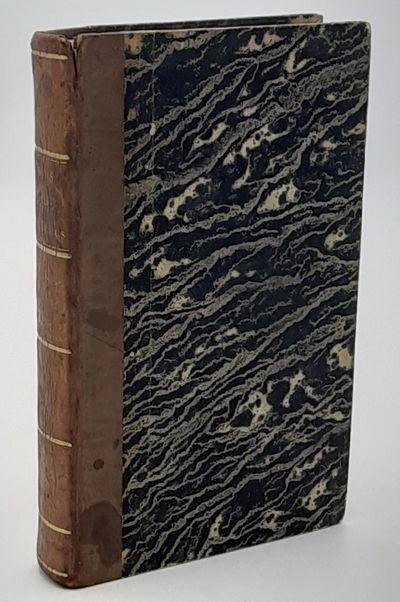 Paris. : Delloye., 1840. Contemporary quarter calf over marbled boards. . Very good, short split at ...