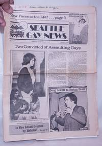 image of Seattle Gay News: vol. 6, #2, February 2, 1979: Two Convicted of Assaulting Gays