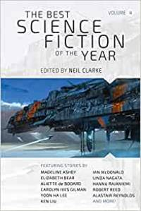 The Best Science Fiction of the Year V4