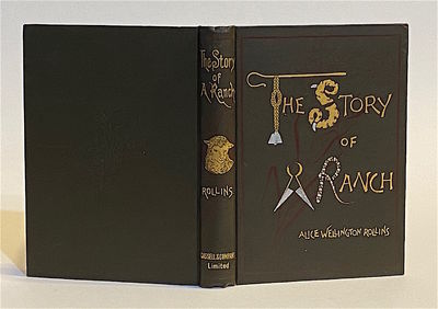 New York: Cassel, 1885. First Edition. Very good. 16mo. , 190 pp. Original publisher's brown gilt- a...
