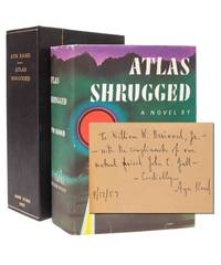 image of Atlas Shrugged (Presentation copy)