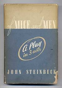 image of Of Mice and Men: A Play in Three Acts