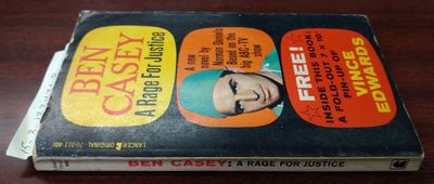 New York: Lancer Books, 1962. Softcover. 12mo; G; Paperback; Spine, white with red and black print; ...