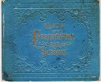 VIEWS OF PENNSYLVANIA R.R. SCENERY [cover title]:  Charles Frey's Original Souvenir Albums..