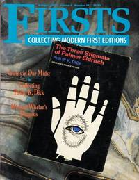"""image of Collecting Philip K. Dick: As Featured in """"Firsts Magazine"""" October, 1994"""