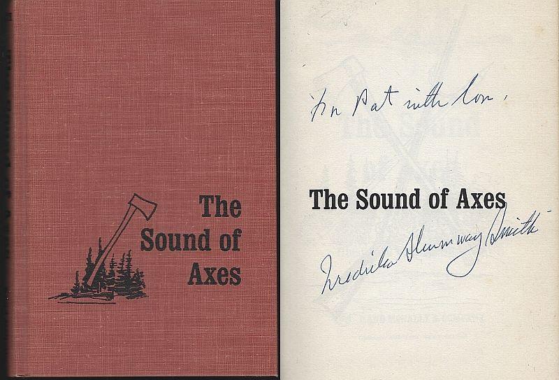 SOUND OF AXES, Smith, Fredrika Shumway