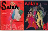 Satan (2 vintage pinup magazines, 1957) by  Charles Dennis (illus  Wally Littman - Hardcover - 1957 - from Well-Stacked Books (SKU: 127071)