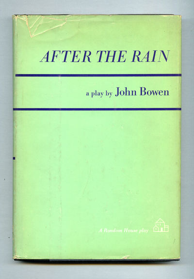 New York: Random House, 1967. Hardcover. Near Fine/Very Good. First American edition. Tiny owner's n...