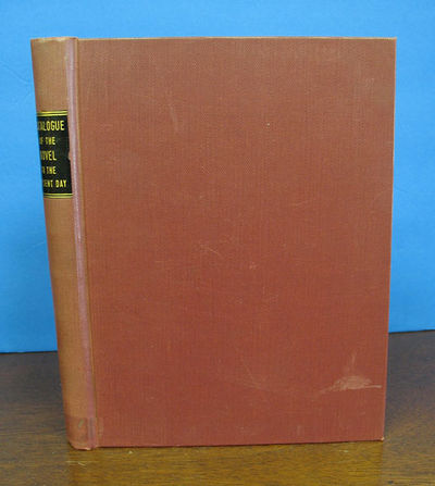 London: Maggs Bros. Ltd, 1936. 1st printing. Bound in a red buckram binding with gilt stamped letter...