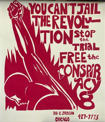 You Can't Jail the Revolution. Stop...