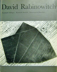 David Rabinowitch - Sculptures with Selected Sketches, Plans and Notes