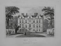 Kew Palace, Surrey. The Birth Place of George IV.
