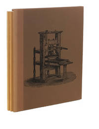 The common press: Being a record, description & delineation of the early eighteenth-century handpress in the Smithsonian Institution, with a history & documentation of the press