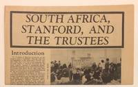 image of South Africa, Stanford, and the Trustees