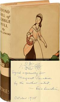 image of Bound Girl of Cobble Hill (Signed First Edition)