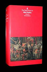 THE FABER BOOK OF WAR POETRY by  Editor]  Kenneth - 1st Edition - 1996 - from TBCL  The Book Collector's Library and Biblio.com