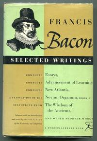 Selected Writings of Francis Bacon