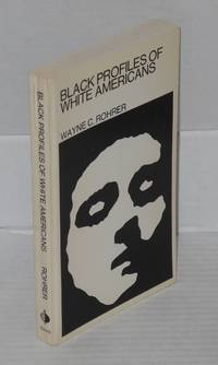 Black profiles of white Americans