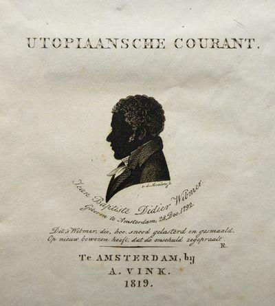 Utopiaansche Courant;  Pleitrede;...