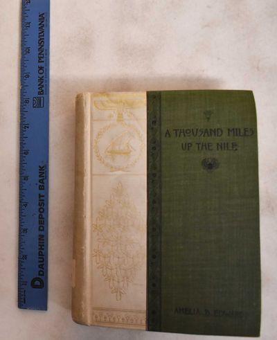 Boston: Joseph Knight Company, No Date. Hardbound. A very nice copy but for ex-lib. bookplate, stick...