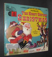 The Story of the Night Before Christmas [Book and Record]