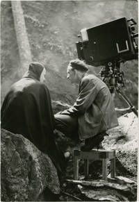 image of The Seventh Seal (Original photograph from the set of the 1957 film)