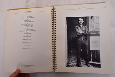 Berkeley: University Art Museum, 1971. Spiral bound. VG- (light foxing and wear to block edges. Tan ...
