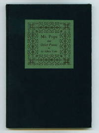 Mr. Pope and Other Poems