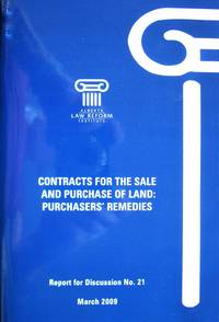 image of Contracts for the Sale and Purchase of Land: Purchasers' Remedies