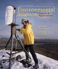 image of Principles of Environmental Science