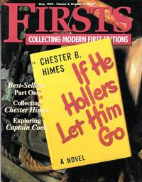 """image of Collecting Chwater Himes: As Featured in """"Firsts Magazine"""" May, 1994"""