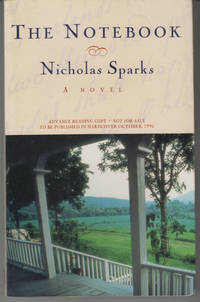 image of The Notebook by Sparks, Nicholas