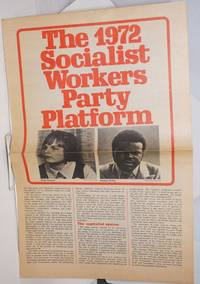The 1972 Socialist Workers Party Platform